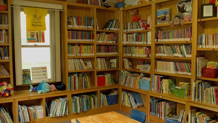 Spindler Children's Room
